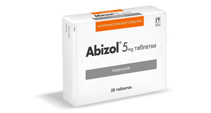 Abizol 5mg 28 Tablet
