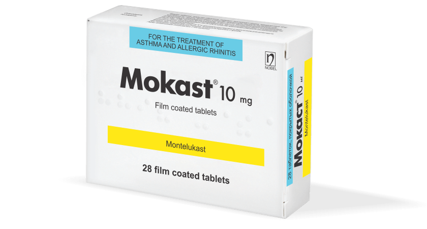 Mokast 10mg 28 Tablet